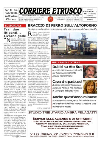 Corriere Etrusco n.93