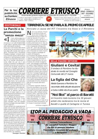 Corriere Etrusco n. 97