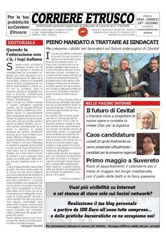 Corriere Etrusco n.99
