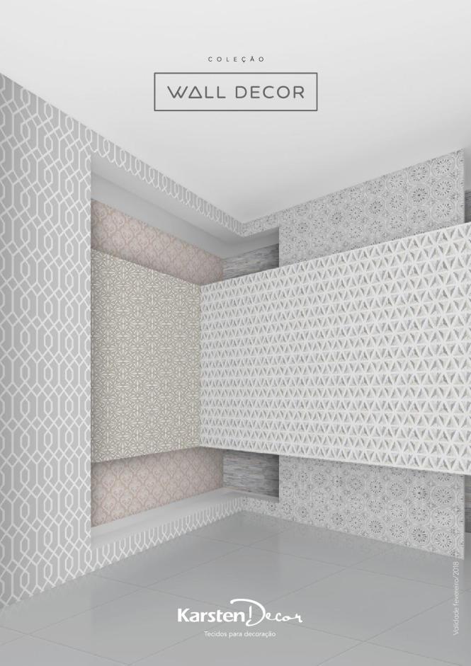 Tapizados Tecido Karsten Wall Decor