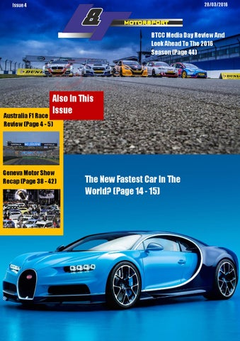 L&T Motorsport - March Edition - Issue 4
