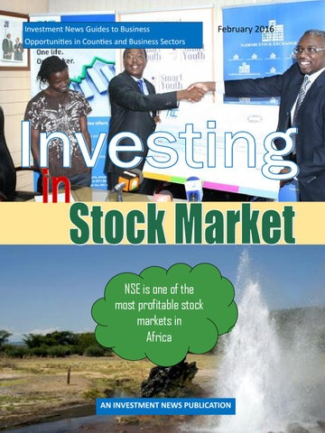 Guide to MSE Trading in the NSE