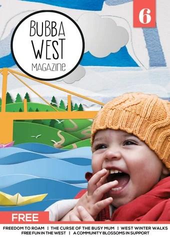 Bubba West Magazine Edition 6