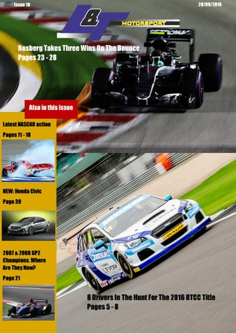 L&T Motorsport - September Edition Issue 10