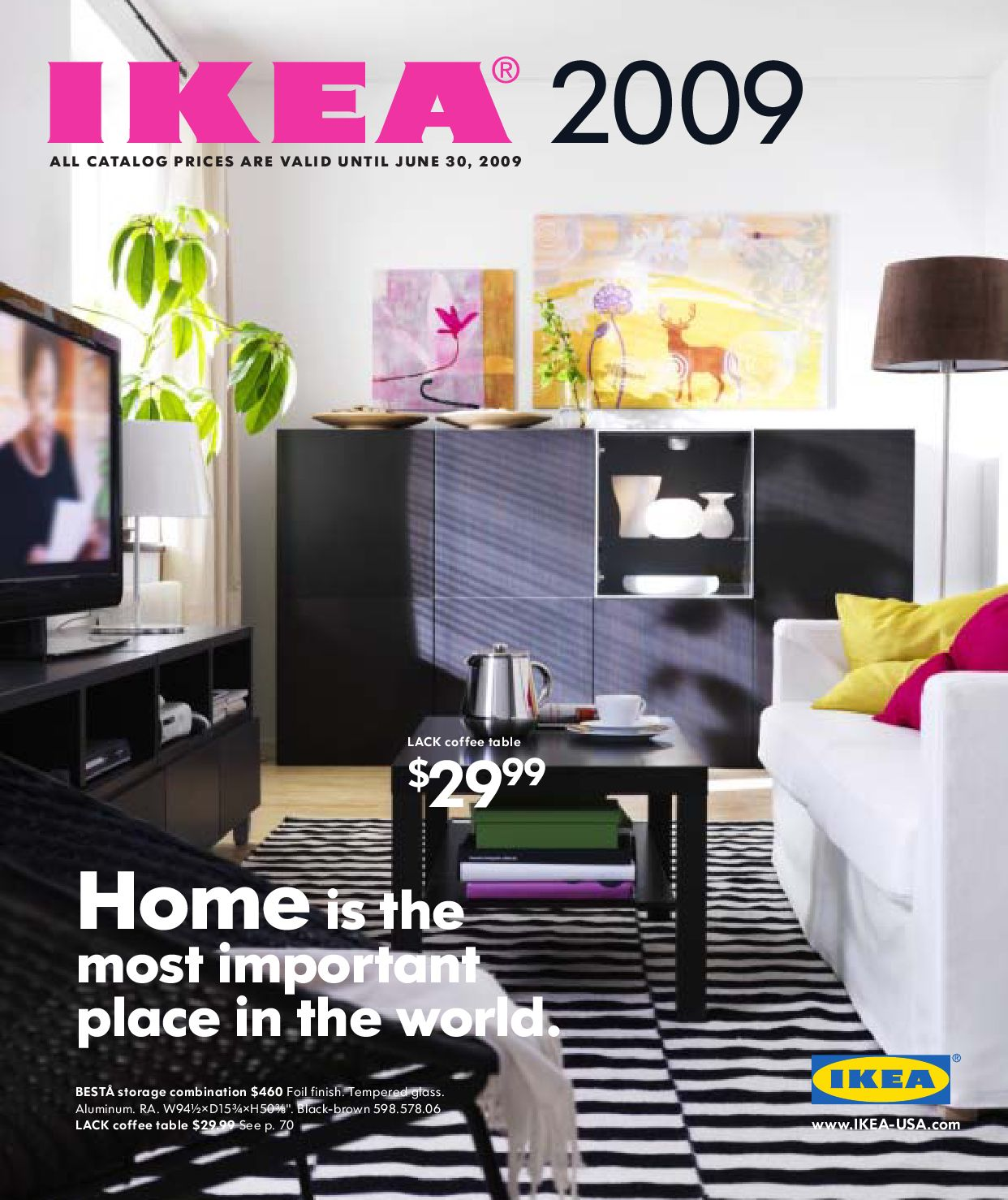 ikea 2009 catalogue by muhammad mansour