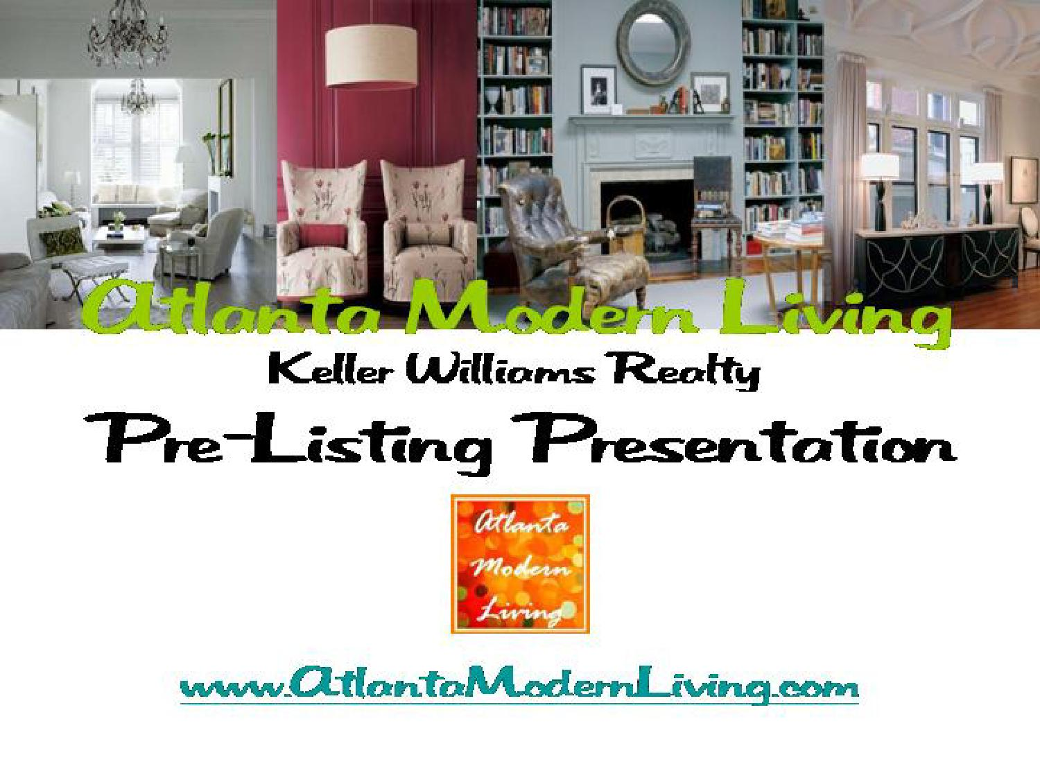Ignite Presentation Listing Williams Logo Keller