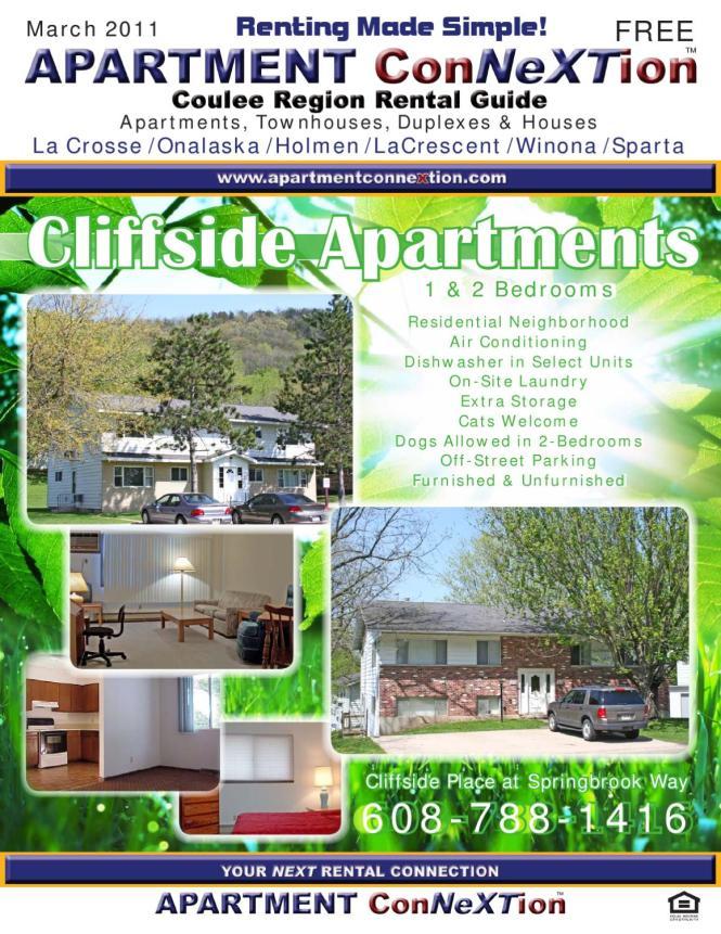 Apartment Connextion Al Guide