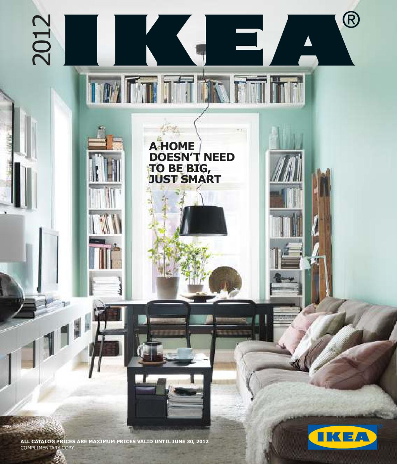 ikea catalog 2012 usa version