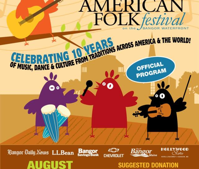 2011 American Folk Festival Official Program By Bangor Daily News Issuu