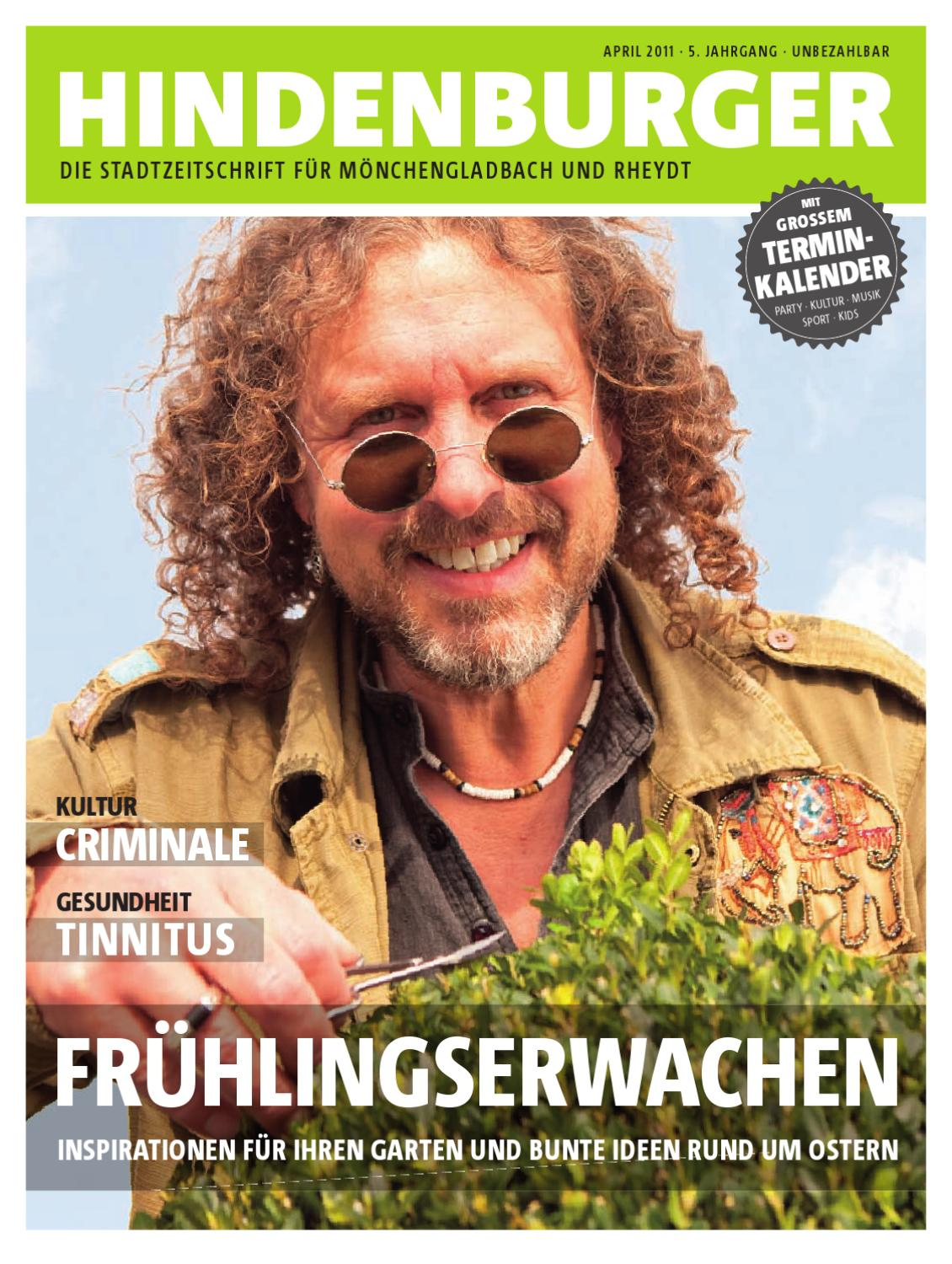 Hindenburger April 2011 By Sascha Broich Issuu