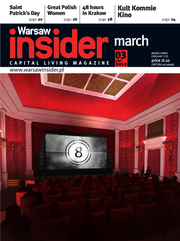 Warsaw Insider March 2012 By Valkea Media Pro Issuu