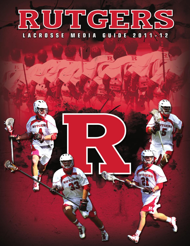 Logo Lacrosse Scarlet Rutgers Knights