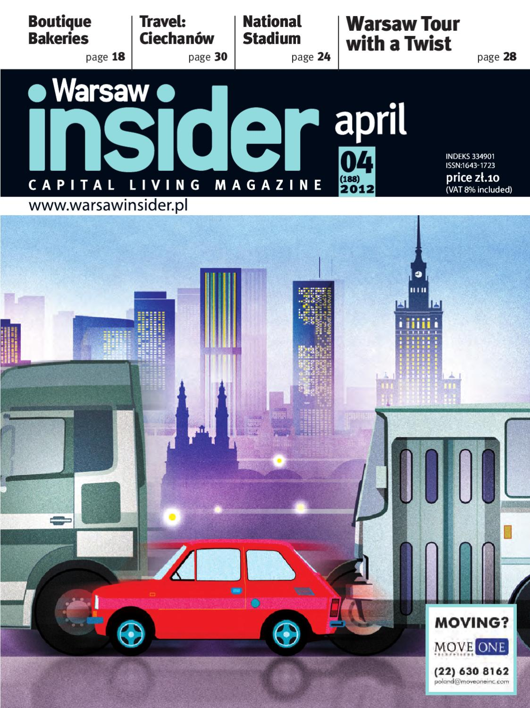 Warsaw Insider April 2012 By Valkea Media Pro Issuu