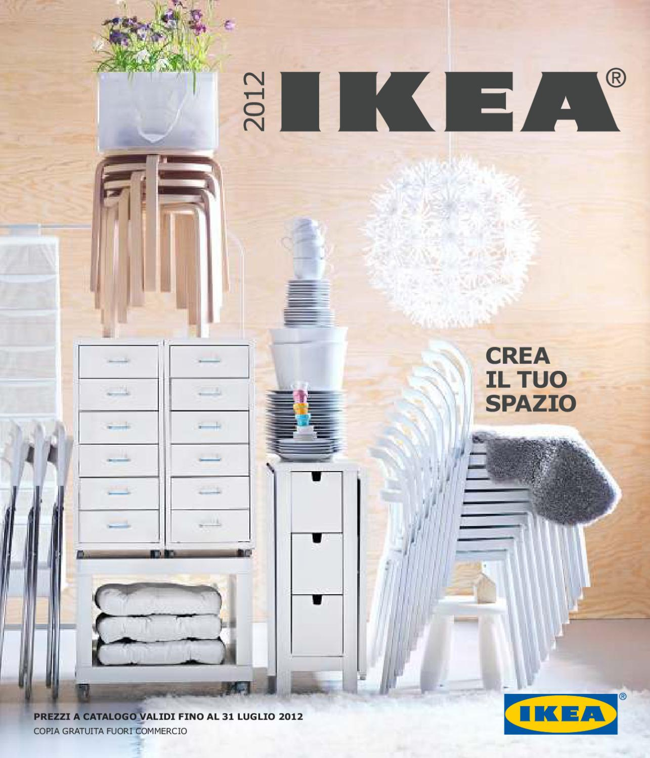 Catalogo Ikea Italia 2012 By Catalogopromozionicom Issuu