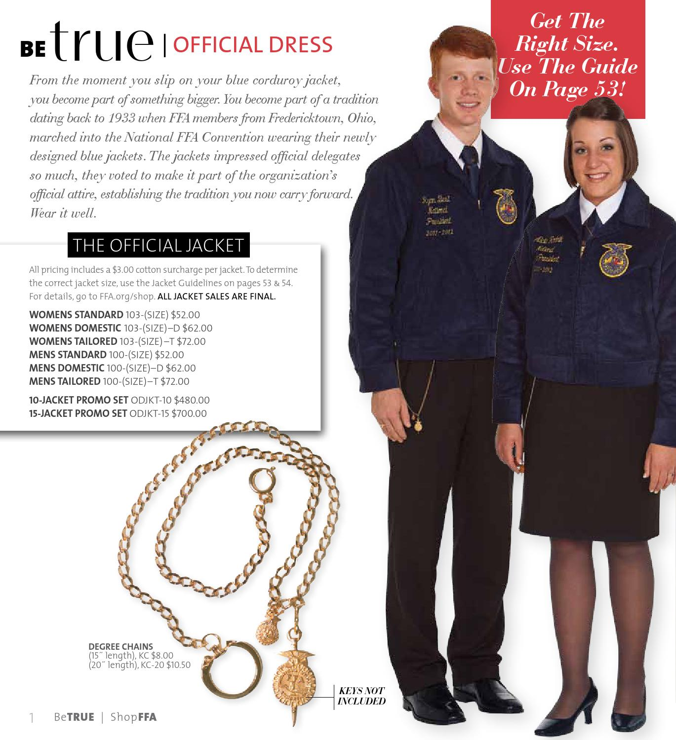 Ffa Official Dress Store