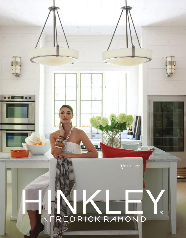 hinkley 2013 2014 catalog chandelier