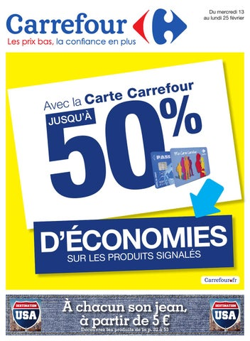 carrefour france by proomo france issuu