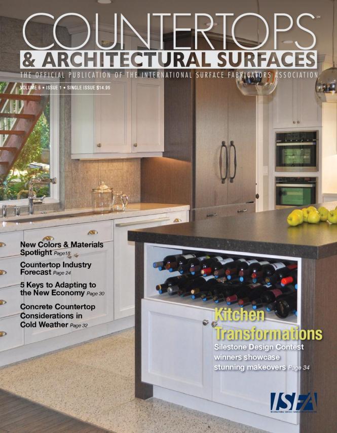 Isfa S Countertops Architectural