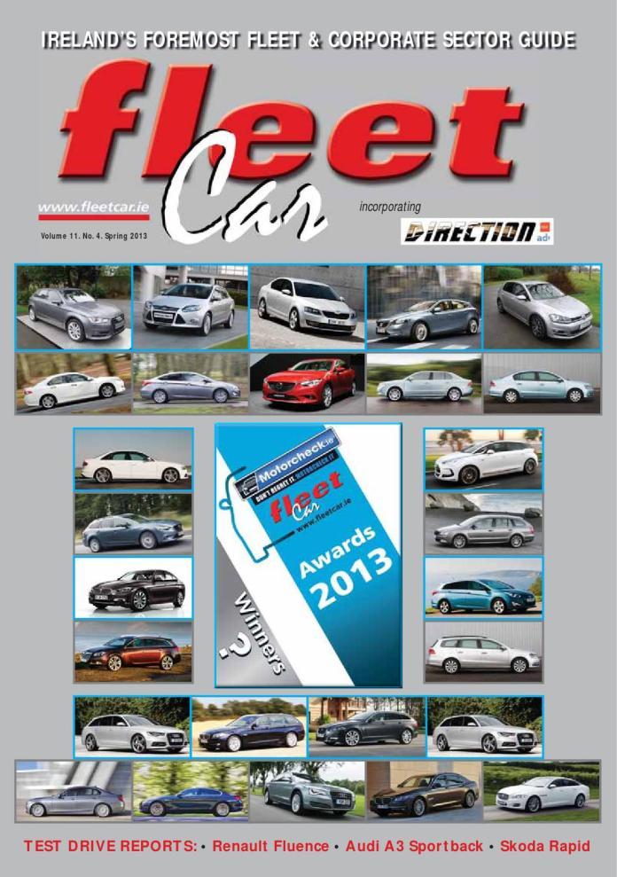 Fleet Car Spring 2013 By Orla Sweeney Issuu