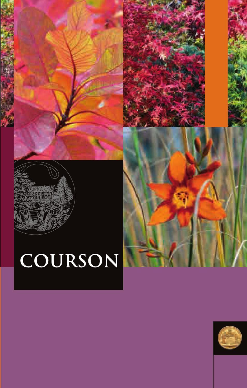 Catalogue Journees Des Plantes De Courson 2013 By Domaine De