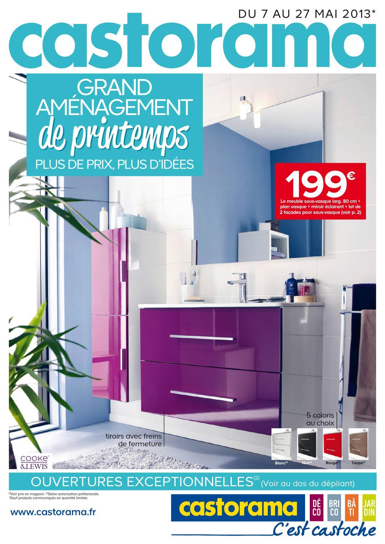 Castorama Catalogue 7 27 Mai 2013 By Promocatalogues Com Issuu