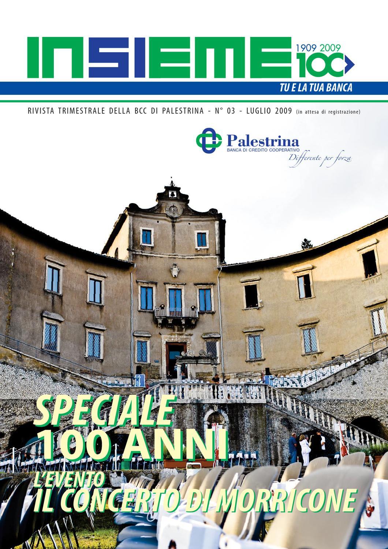 Insieme N3 2009 By Storenlli Alessandro Issuu