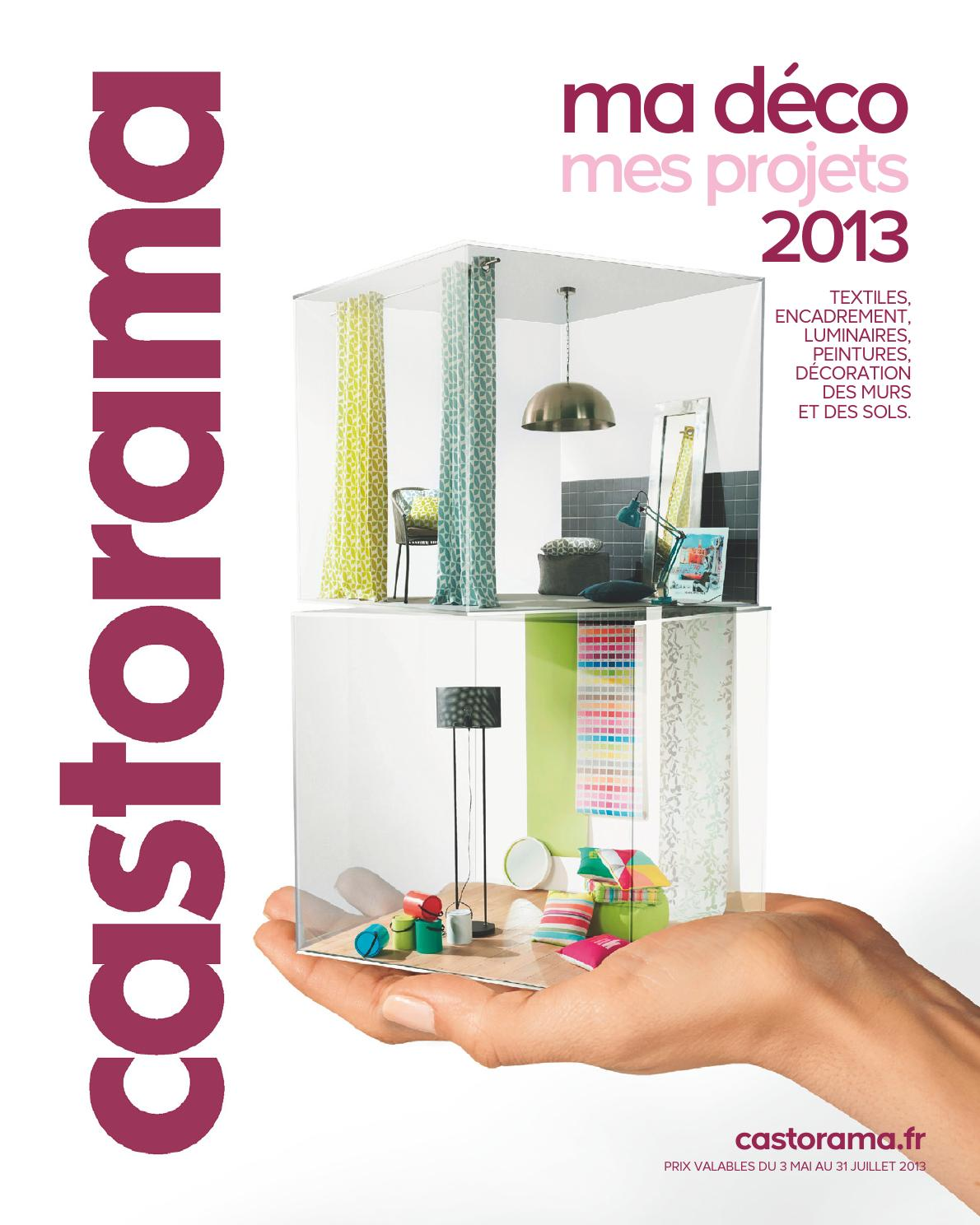 catalogue castorama deco by margot