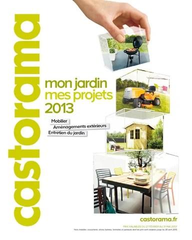 Catalogue Castorama Jardin Projets By Margot Ziegler Issuu
