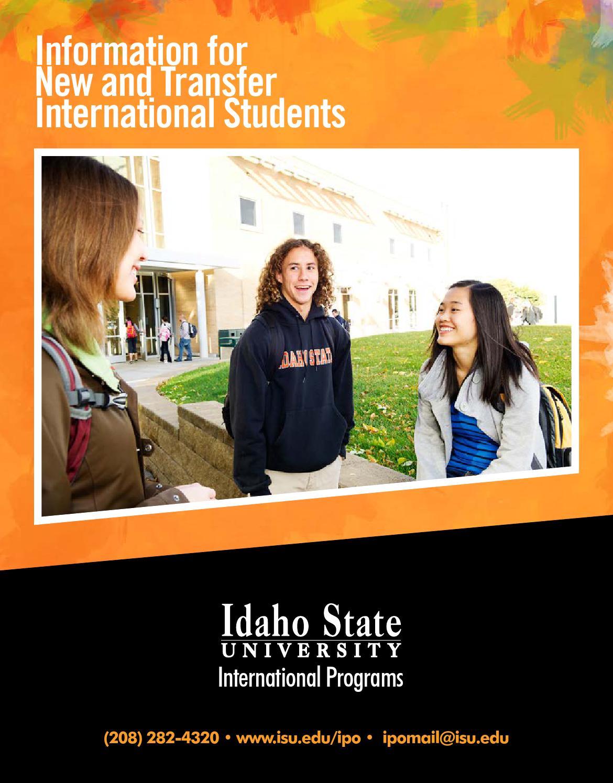 University Idaho Interactive Map