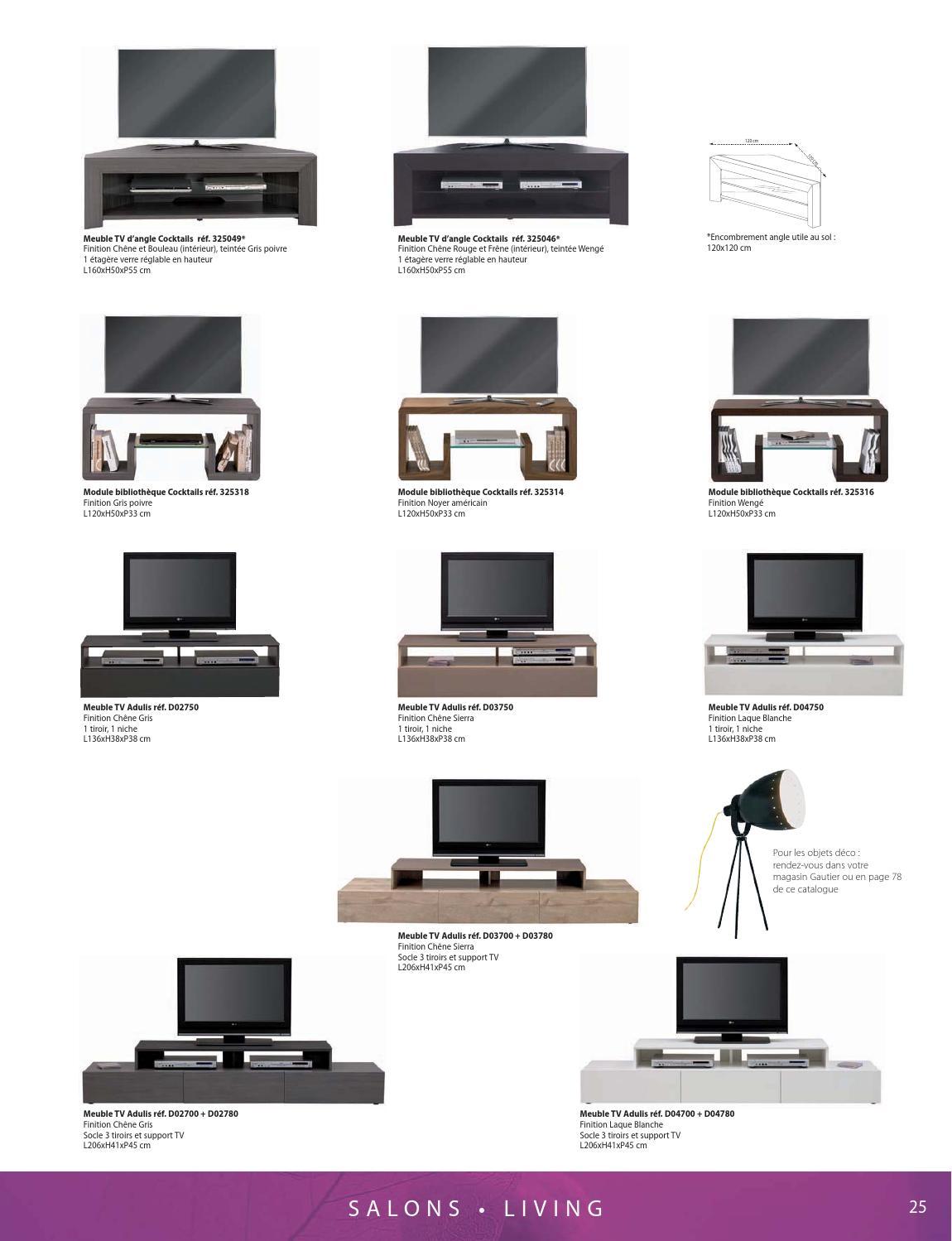 catalogue gautier collection 2012