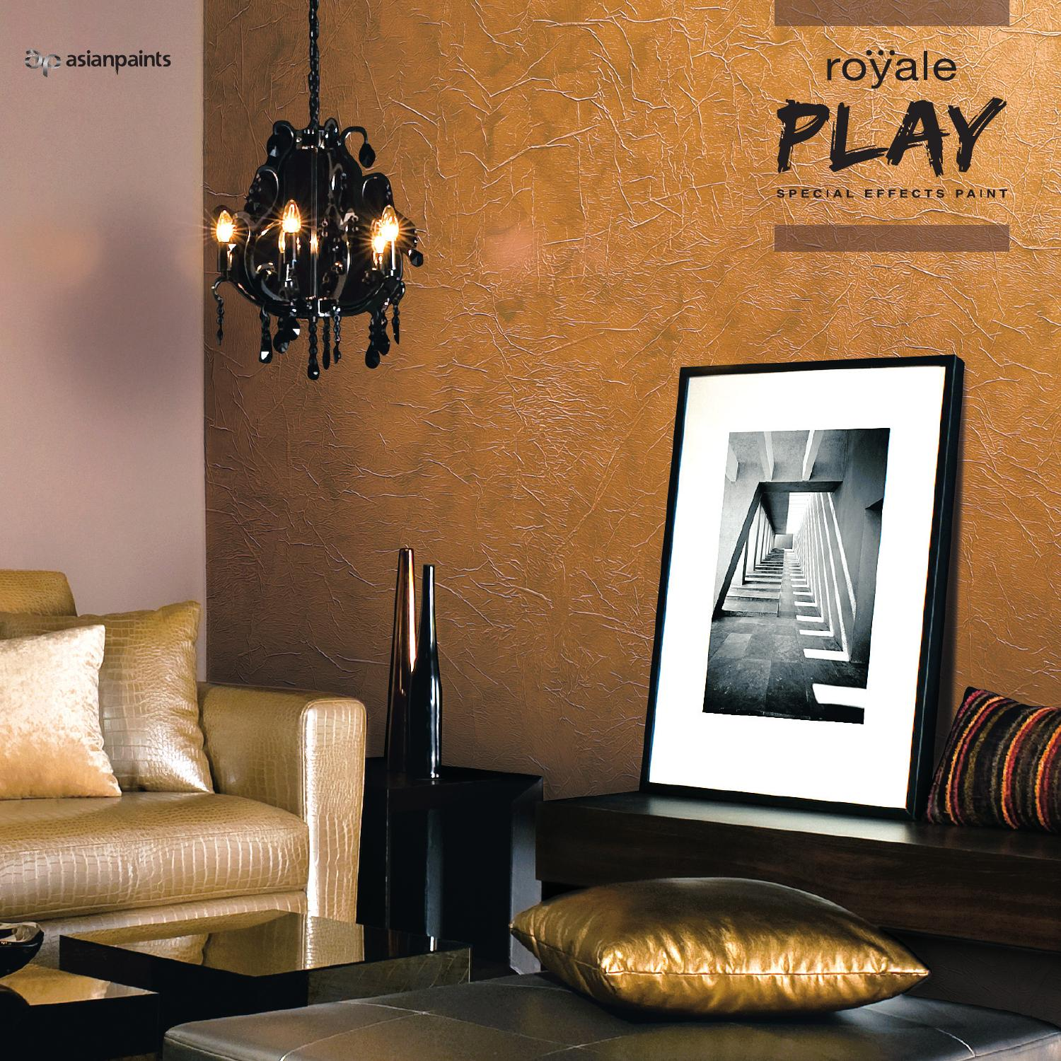 Royale Play Metalic By Asian Paints Limited Issuu