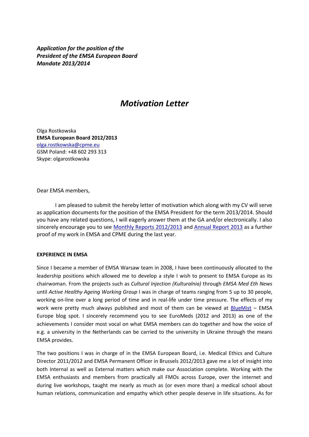 Sample Committee Letter Scholarship