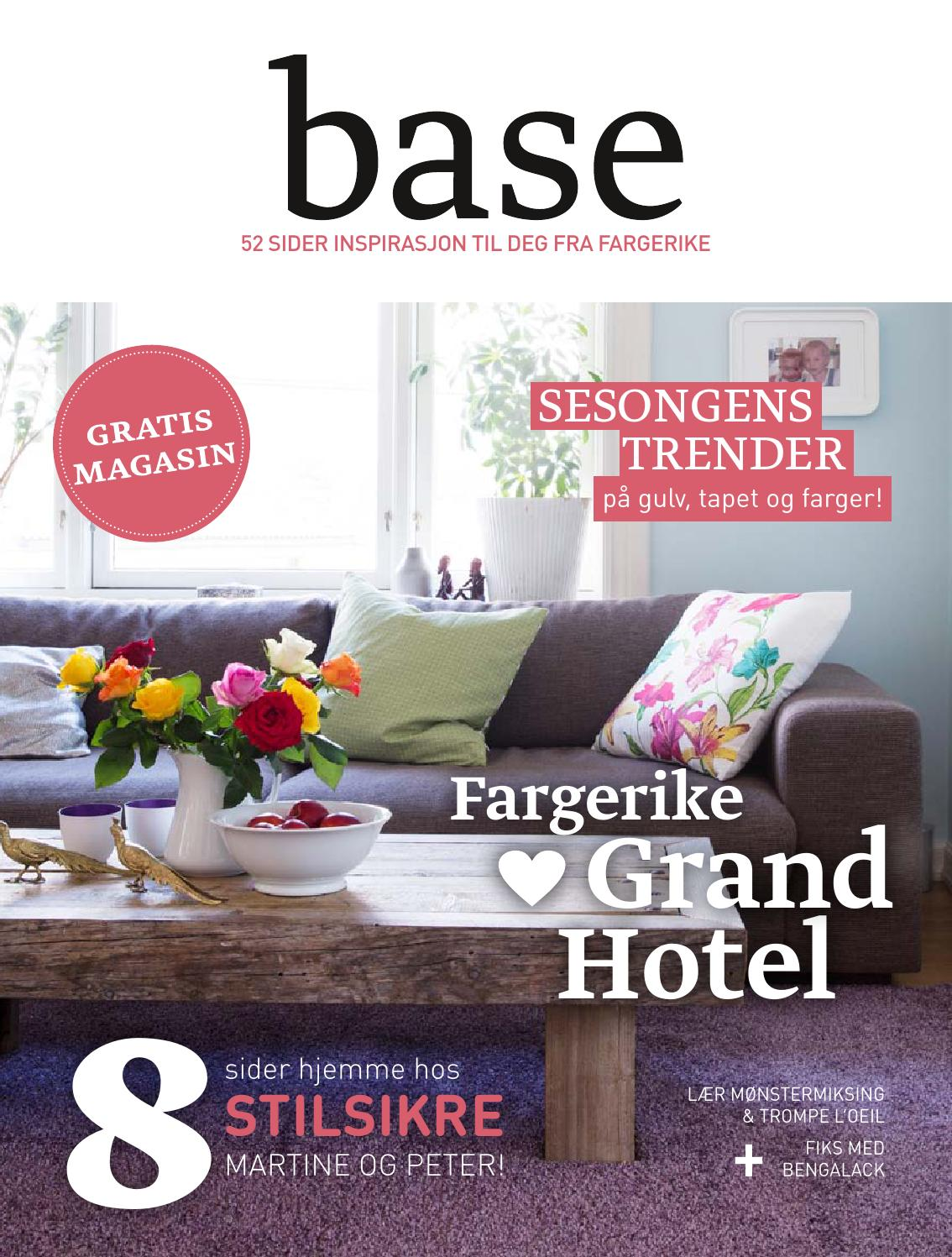 Fr Base 07 Lowres By Fargerike Norge Issuu