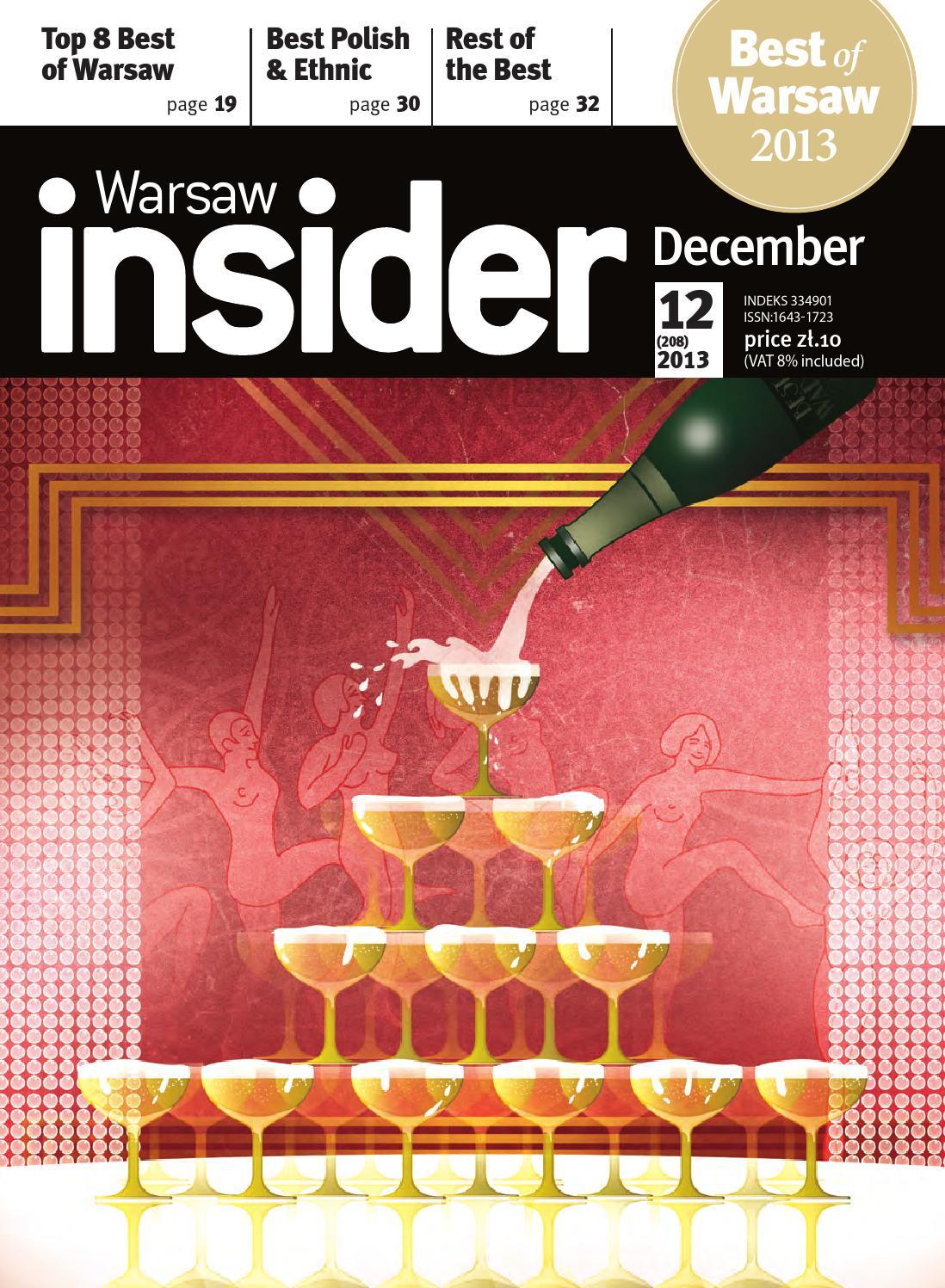 Warsaw Insider December 2013 208 By Valkea Media Pro Issuu