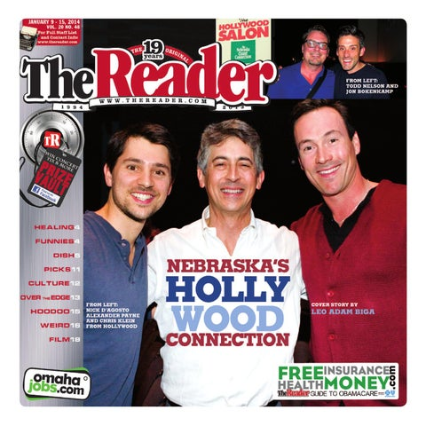The Reader Jan. 9, 2014