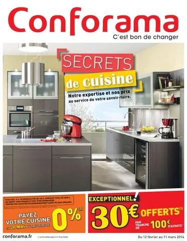 Catalogue Conforama 12 02 11 03 2014 By Joe Monroe Issuu