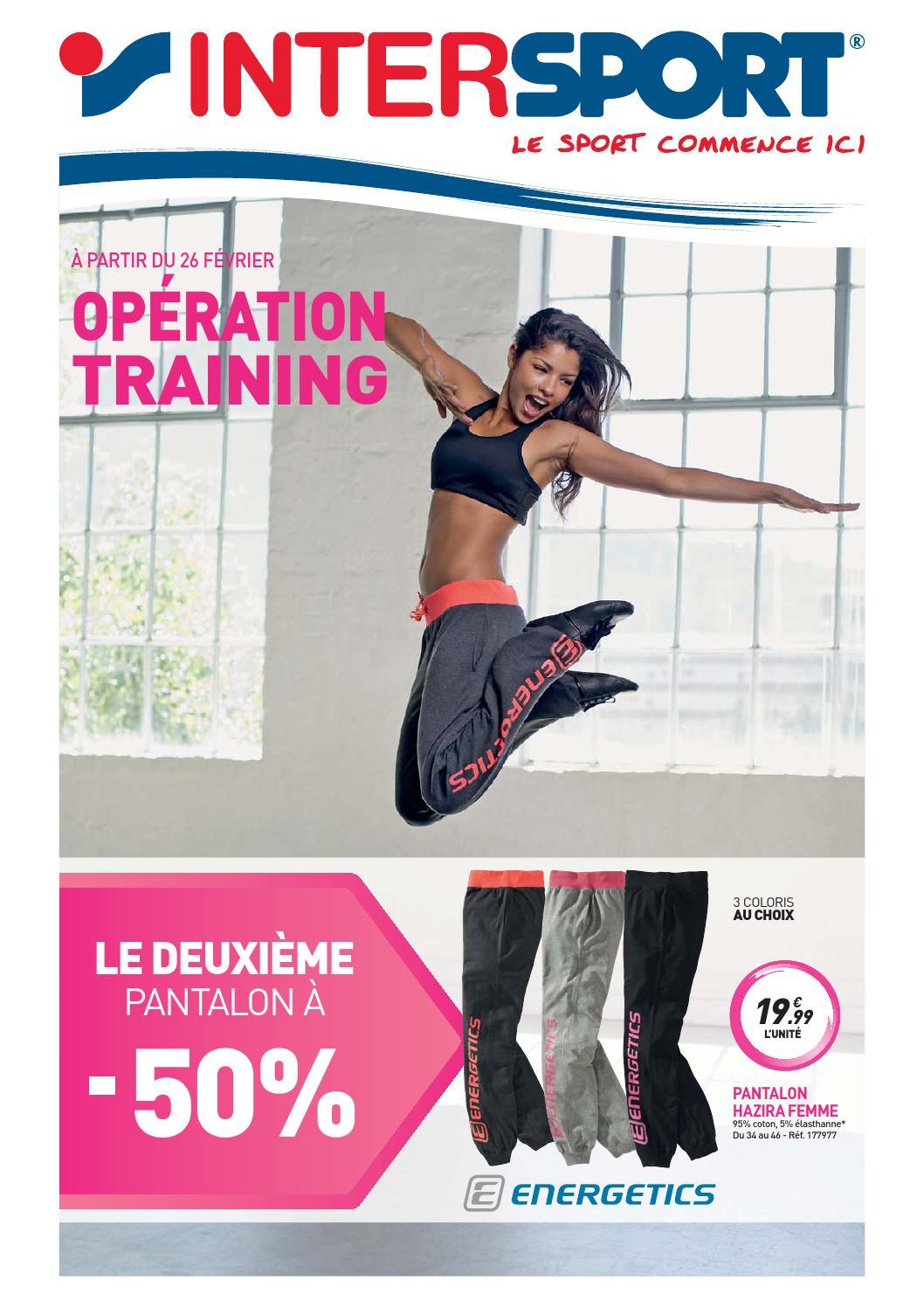 catalogue inter sport operation