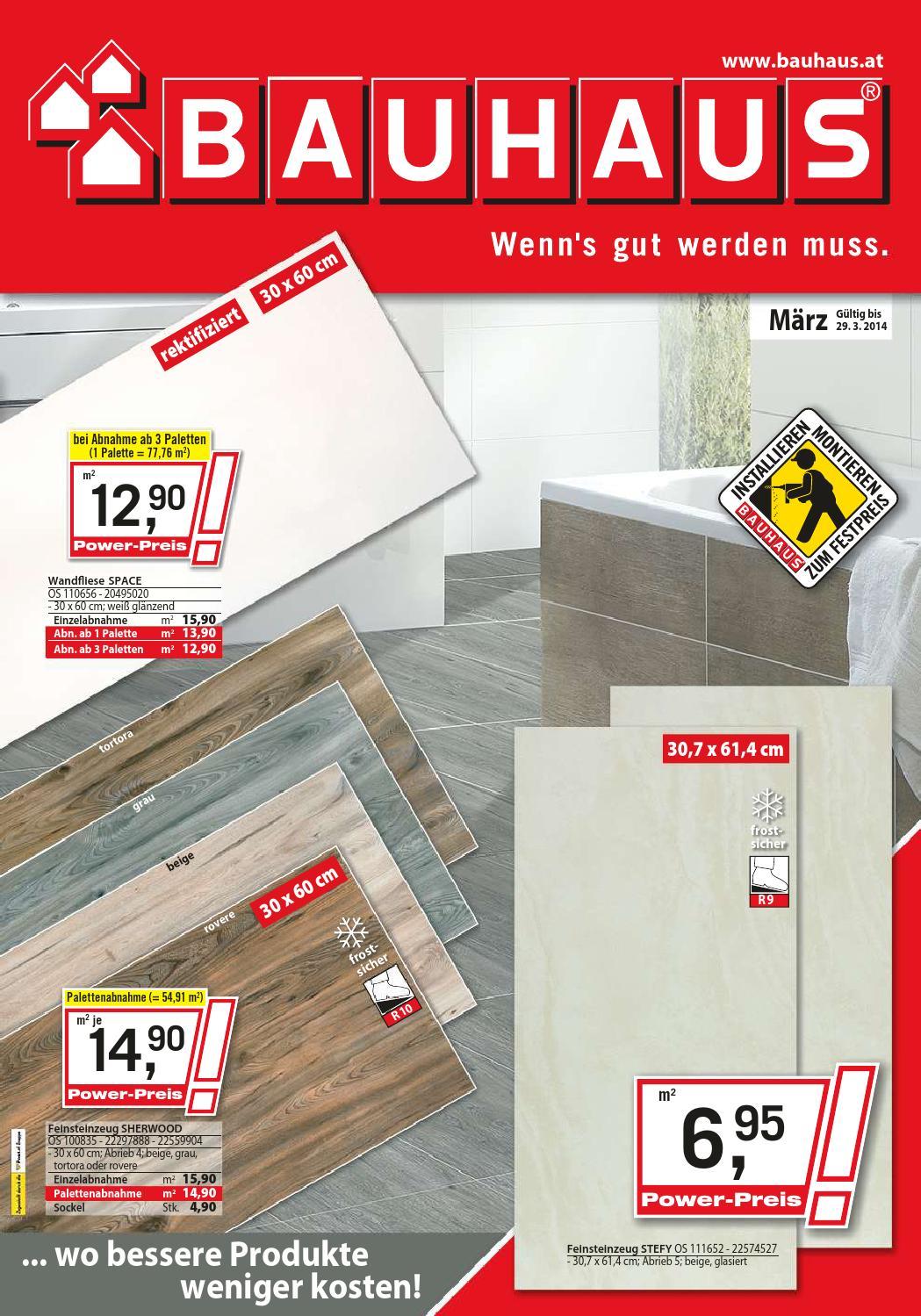 Bauhaus Angebote 3 29marz2014 By Promoangebote At Issuu