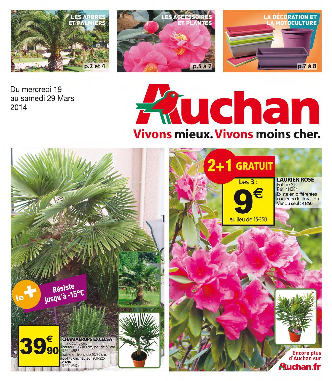 Catalogue Auchan Du 19 Au 29 Mars By Anti Crise Fr Issuu