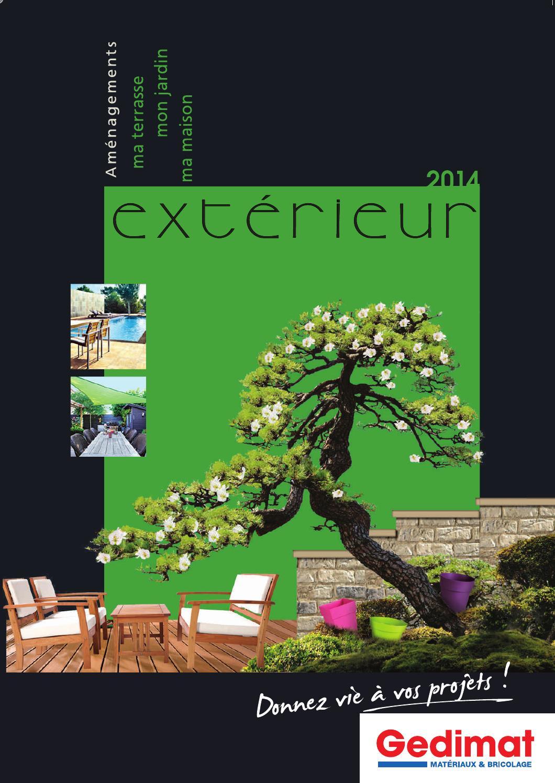 Catalogue Gedimat Amenagements Exterieurs 2014 By Joe Monroe Issuu