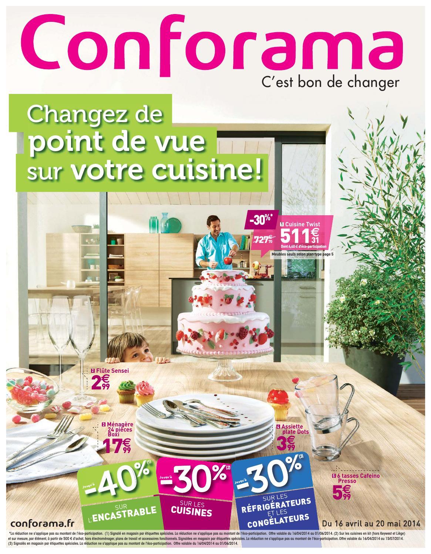 catalogue conforama 16 04 20 05 2014