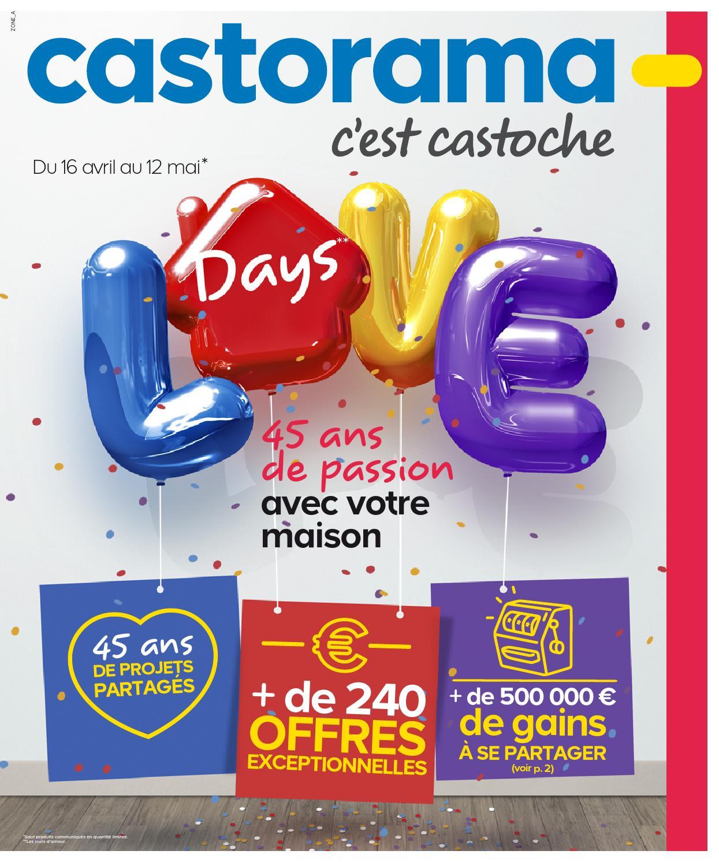 Castorama Catalogue 16avril 12mai2014 By Promocatalogues Com Issuu