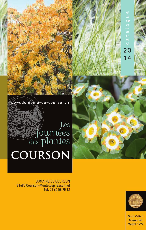 Catalogue Courson 2014 Site By Domaine De Courson Issuu