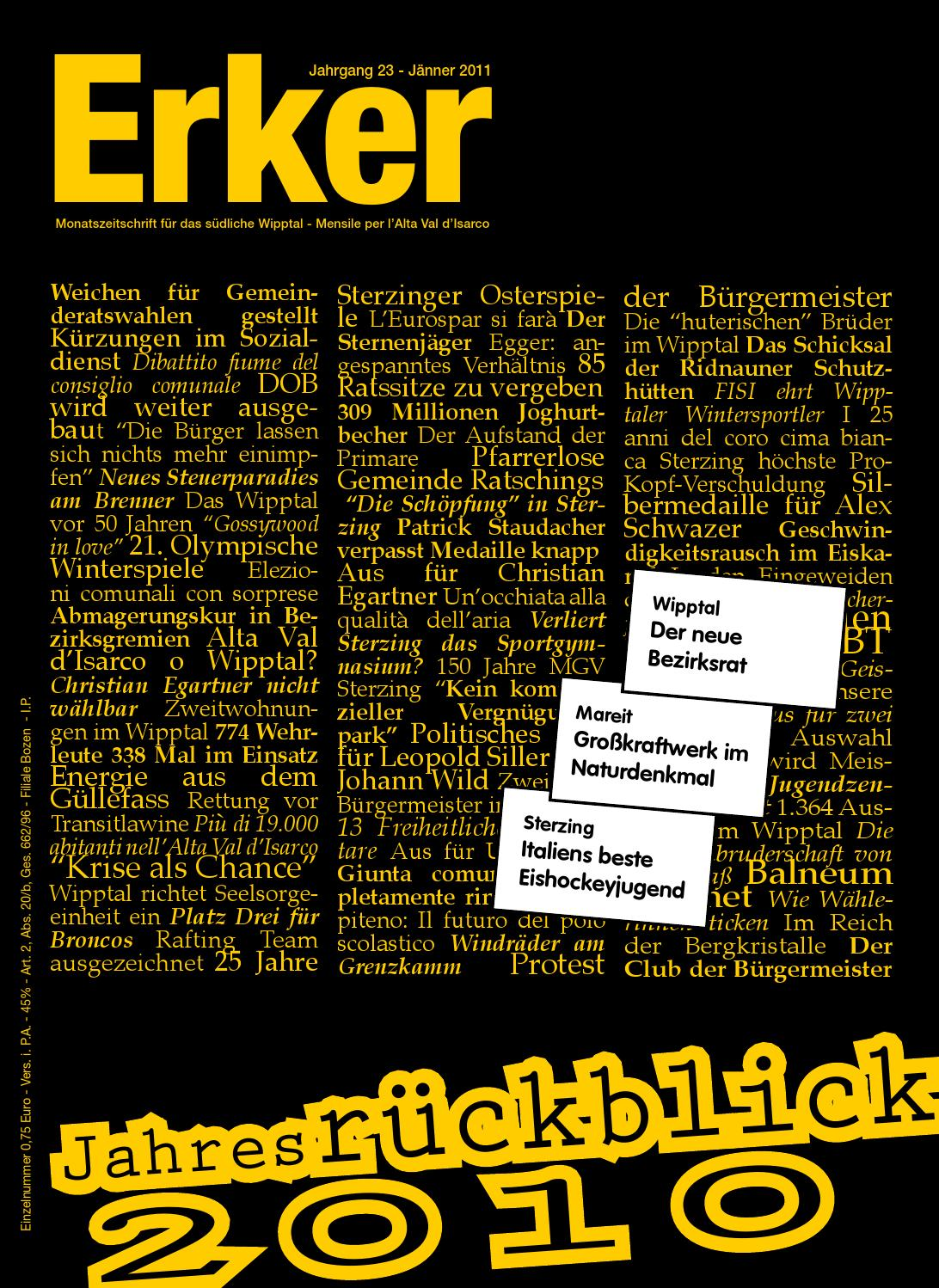 Erker 01 2011 By Der Erker Issuu