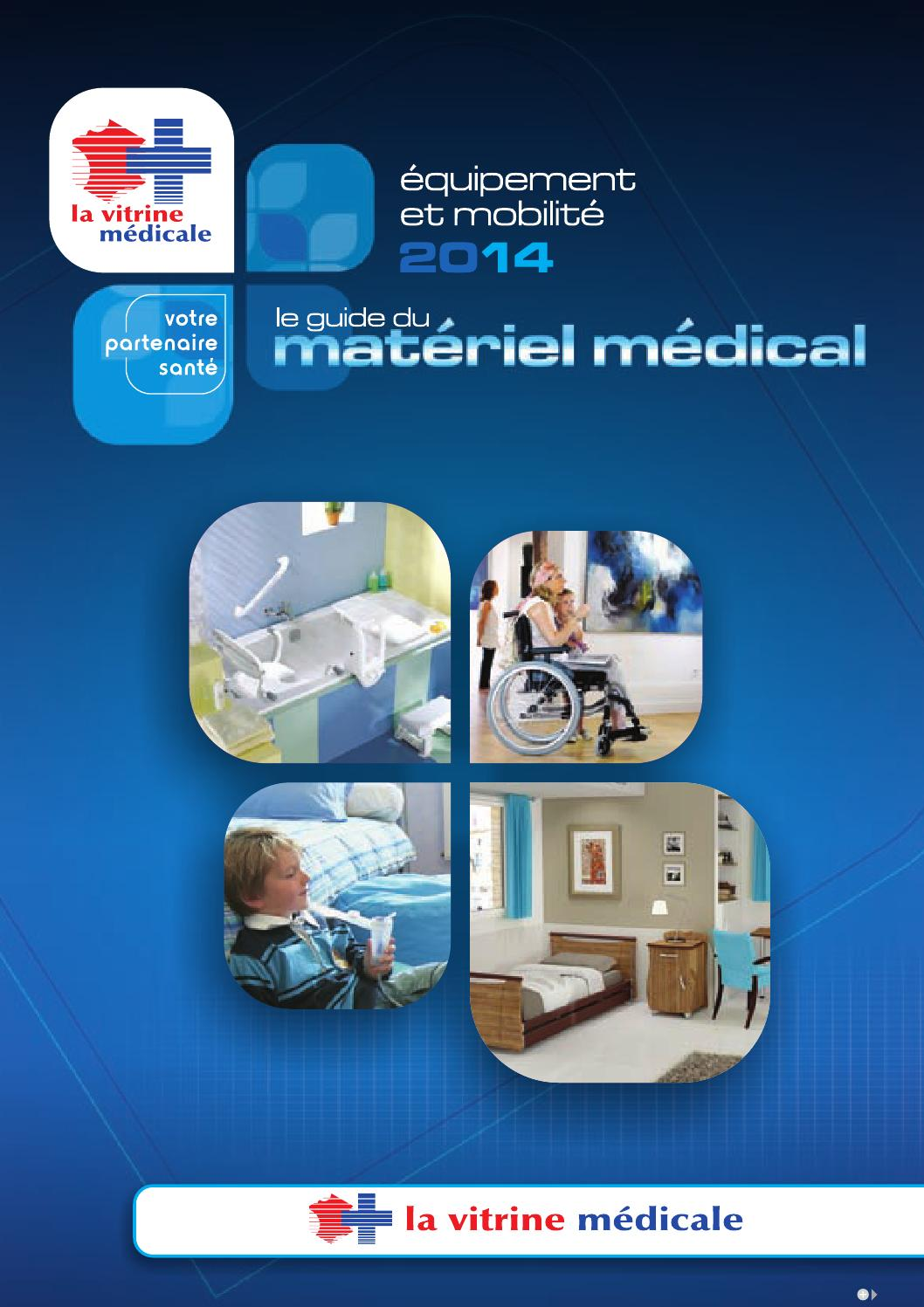 Materiel Medicale 2014 2 By Square Partners SA Issuu