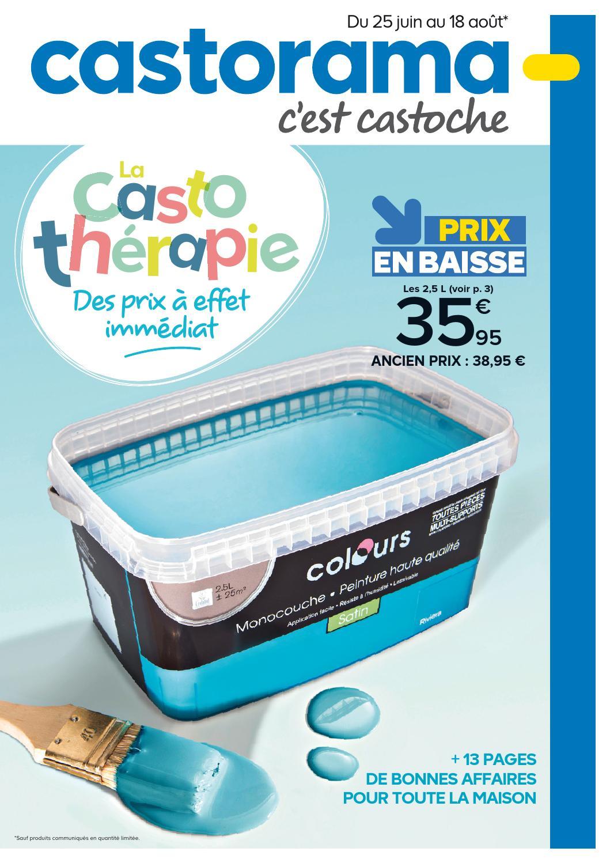 Castorama Catalogue 25juin 18aout2014 By Promocatalogues Com Issuu