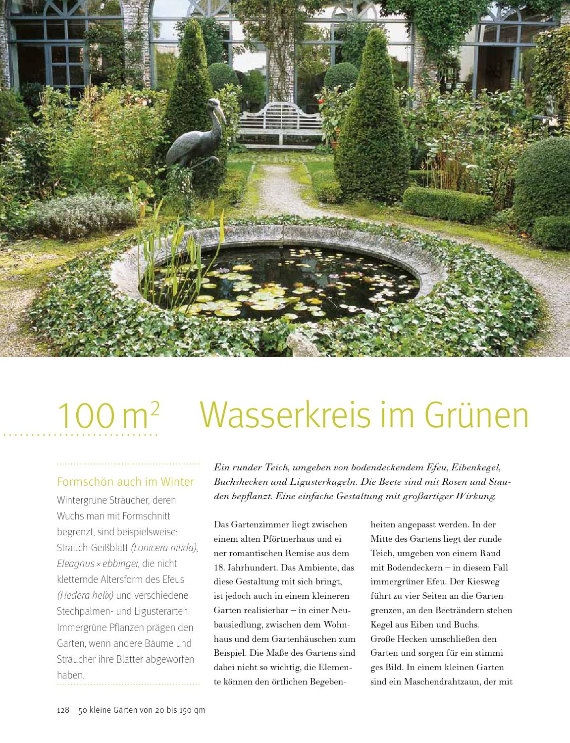 Louwerse 50 kleine Gaerten Callwey issuu by Georg D.W. Callwey GmbH