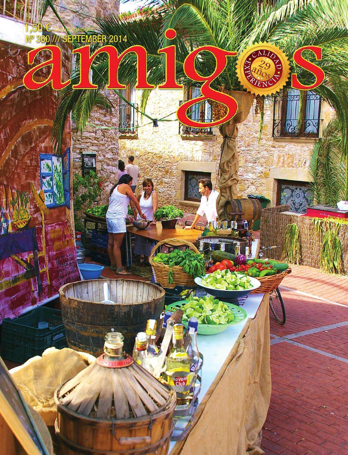 Amigos Magazin Nr 09 2014 By Victoria Horeth Issuu