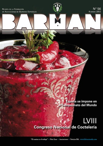 Revista barman 56