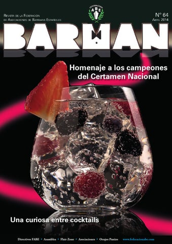 Revista barman 64